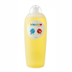infant soap lolo & lola 750 ml