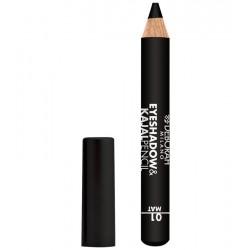 eyeshadow kajal pencil 2 in 1, eye pencil