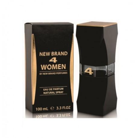 Eau de parfum 4 Women Women 100 ml
