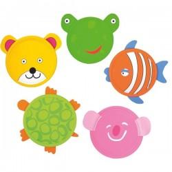 Frisbee Neopren Animales