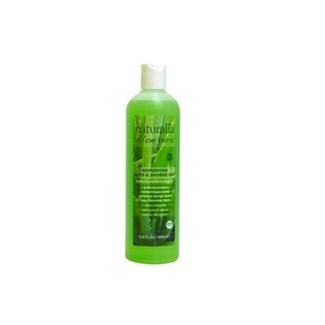 Refreshing bath gel Aloe Vera