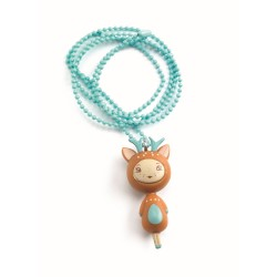 sweet figure necklace