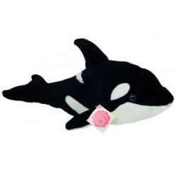 Orca, cuddly toy