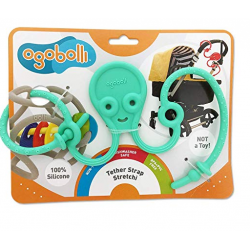 100% silicone teether