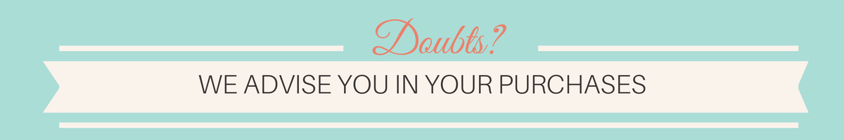 WE ADVISE US; SEND US AN E-MAIL ABOUT YOUR DOUBTS